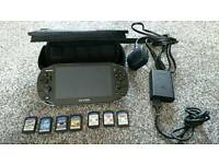 Sony PlayStation vita bundle