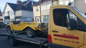 NATIONWIDE Transportation 24/7 Car Recovery, Collection & Delivery Service