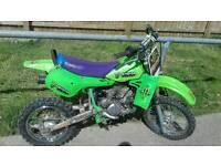 Kx 60 1999 clean bike