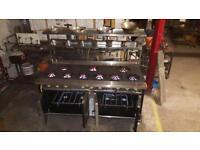 Commercial indian restaurant gas cooker/ 3-12 burner. stock pot cooker/ tandoori oven