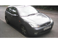 Ford Focus 1.8TCDI (spares or repair due to no MOT)