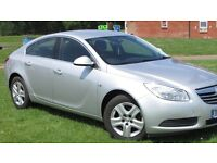 EXCLUSIV VAUXHALL INSIGNIA 160 CDTI 50 MPG JUST SERVICED 2 OWNERS