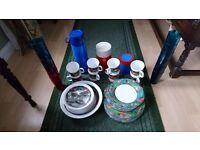 Melamine picnic set