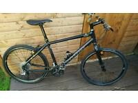 Cannondale-bad-boy-hybrid as new £350ono