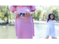 Pre Baby / Maternity photoshoot in fun and relaxed style