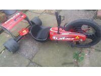 Turbo Twist Go-Kart