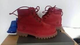 Infant 6.5 Timberland boots
