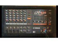 Loud, good quality Yamaha PA System