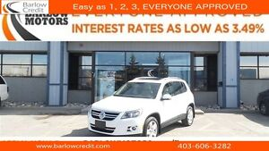 2011 Volkswagen Tiguan 2.0 TSI Trendline - Fully loaded!