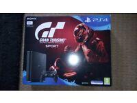 Playstation 4 GT 500gb bundle BRAND NEW