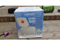 Brand New LaPlaya Portable Camping Toilet