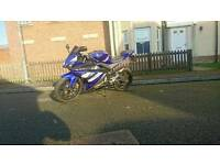 Yamaha Yzf r125, hpi clear, with modifications, delivery available.
