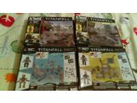 Knet titanfall 2 sets available