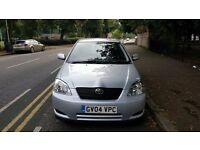 Toyota corolla 2004 diesel manual mint Towbar Low Milieage take px for Yaris Micra Aygo Automatic