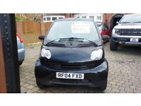 2004 SMART FORTWO PURE 50 SEMI/AUTO COUPE JUST BEEN SERVICED 12 MONTHS MOT