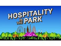 Hospitality In The Park Tickets (23rd Sep)