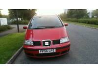 Seat alhambra 1.9 diesel automatic good condition