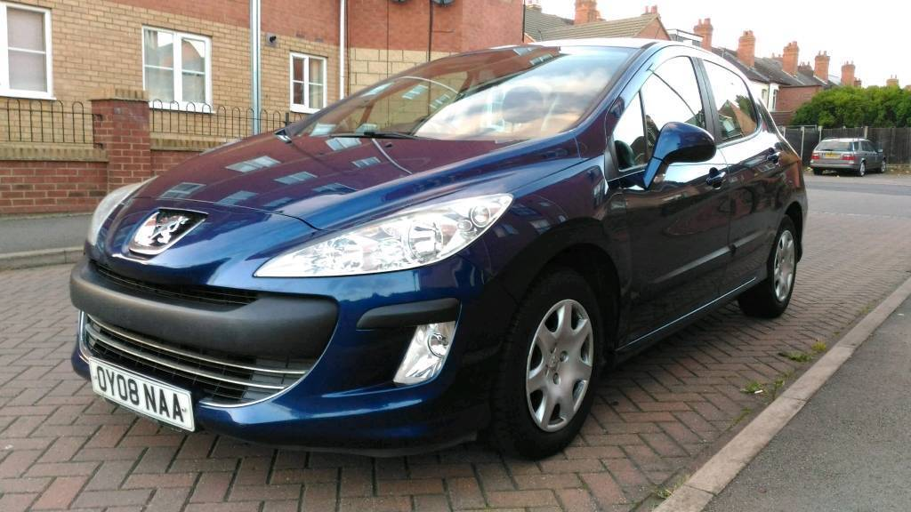 2008 Peugeot 308 1.6 hdi 5dr. Drives great.