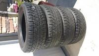 Winter Tires 265 60 R18