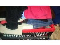 Maternity clothes bundle 59 items