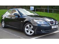 Lovely Reliable BMW 525 Auto Leather High Spec FSH 50 plus MPG