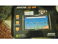 android tablet arnova G10
