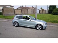 2008 BMW 118D AUTOMATIC NEW MOT FULL LEATHER FSH LOW MILES DIESEL 1 SERIES