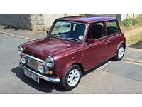 Classic Mini 30 - Cherry Red - 1275 Auto - Great Condition - Loads of Extras Available
