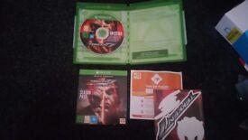 Tekken 7 deluxe edition xbox one x box 1 like new season pass 1500 vip points