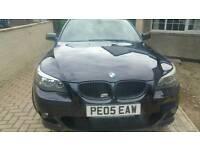 BMW 535D M SPORT IN CARBON BLACK