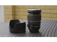 Canon 17-55 f 2.8 IS Lens with Lens hood for £450 ONO