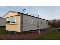 Willerby Mistral 2017, as new with many extras, prime pitch on new site at Thurston Manor, bargain
