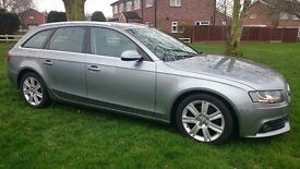 Lovely Audi A4 2.0 TDI Estate in Quartz grey for sale