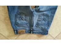 Jeans 30w 31l