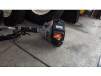 McCulloch euromac petrol strimmer