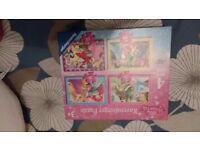 Disney Princess 4 in 1 puzzle