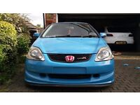 2004 BLUE Honda Civic Type R EP3 (Custom Paint Job) - DC5 EK9 FN2 S2000 DC2 EP