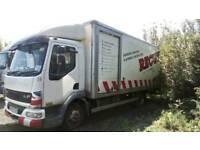 LF 45 Daf Lorry boxvan
