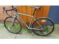 Whyte devon RD7 racing cycle