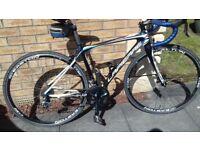 Full carbon frame ultegra road bike