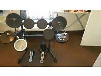 9 Piece Roland Electronic Drum Kit