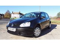 2008 Volkswagen Golf 1.9 TDI 5dr 1 Owner New MOT HPI Clear Excellent Condition