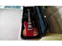 Epiphone SG Korean (Upgrade) Plus Hard Case