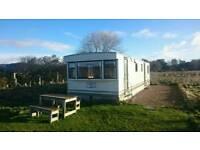 35 x 10 ft caravan, ex holiday rental