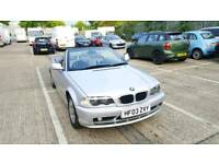 Bmw 3 SERIES CONVERIBLE FULLY loaded QUICK SALE