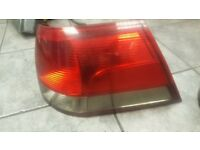 2007 VAUXHALL VECTRA ESTATE TAIL STOP LIGHT PASSENGER NEAR SIDE REAR COMPLETE
