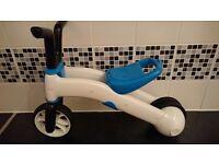 Balance bike and trike 2 in 1