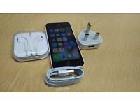 Apple iPhone 5c - 16GB - White (Vodafone) Used Full Tested Working Warranty