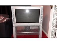 TV Sony 32 inch with stand. FREE!