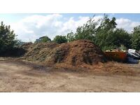 FREE Woodchip Mulch for Borders Beds Allotments Paths Biomass Fuel FREE